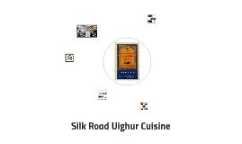 Silk Road Uighur Cuisine