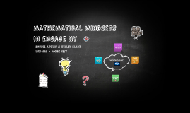 Mathematical Mindsets in Engage NY