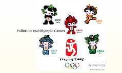 Pollution and Olympic Games