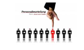 Personalbeurteilung by Leoni Inoel on Prezi