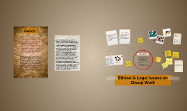 Copy of Ethical & Legal Issues on