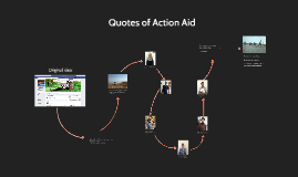 Quotes of Action Aid