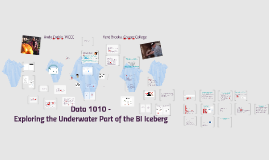 Data 1010: Exploring the Underwater Part of the BI Iceberg