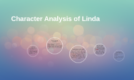 Character Analysis of Linda