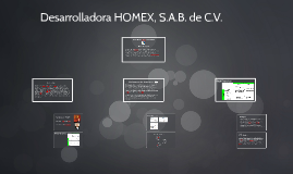 Copy of  DESARROLLADORA HOMEX, S.A.B. DE C.V.