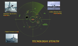 TECNOLOGIA STEALTH