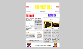 THE HOLEY FILE