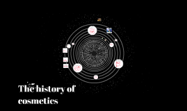 The history of cosmetics
