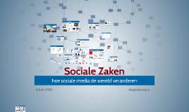 Sociale media: bereik en plannen?