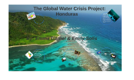 The Global Water Crisis Project
