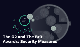 The O2 and The Brit Awards: Security Measures