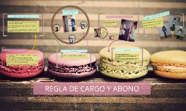 REGLA DE CARGO Y ABONO
