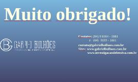 [PBG] PRIVADO - Compliance