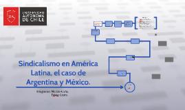 Sindicalismo en América Latina, el caso de Argentina y Mexic