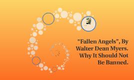 fallen angels walter dean myers book report Review from ck staff member gwen osborne: fallen angels is walter dean  myers' eye-averting young adult novel about dreams deferred and.