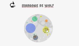 Sindrome de Wolf