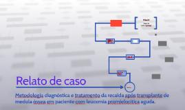 Metodologia diagnóstica e tratamento da recaída após transpl