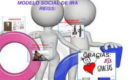 MODELO SOCIAL DE IRA REISS