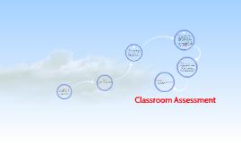 Classroom Assesment