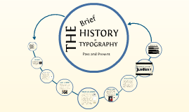 Copy of Brief History of Typography:Past and Present