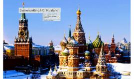 PTO 5: Rusland