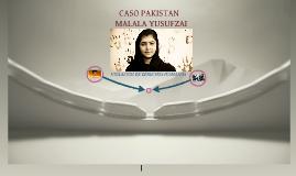 caso pakistan (MALALA)
