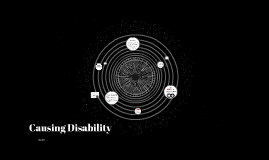 Causing Disability