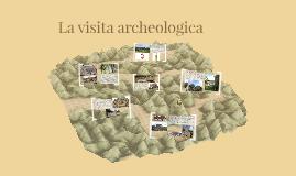 La visita archeologica