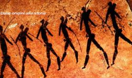 Dalle origini alla storia