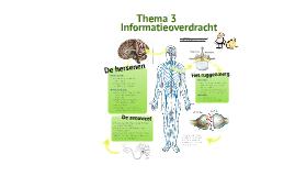 VOORBEELDSYNTHESE THEMA3 INFORMATIEOVERDRACHT
