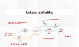 Lokalanästhetika DBKNB