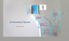 Constructing a Resume