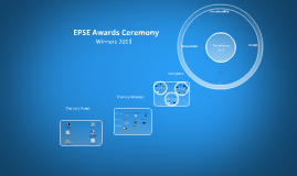 EPSE Winning Projects 2013