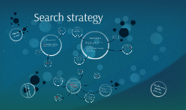 Search & Selection
