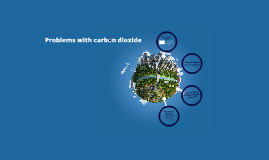 Copy of problems with carbon dioxide