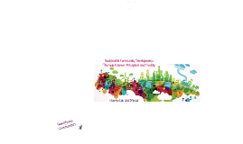 Copy of The Gap between Perception and Reality in Sustainable Community Developments