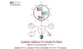 Unidade Didática de Estudo do Meio