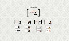Mi Familia Project