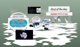 Grej of the day Antarktis