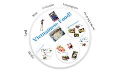 Copy of Vietnamese Food
