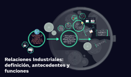 Relaciones Industriales: definición,