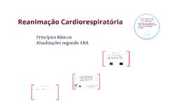 Reanimação Cardiorespiratória