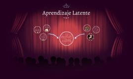 Copy of Copy of Aprendizaje Latente