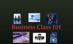 Busniess class