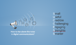 How to rise above the noise in digital communications?