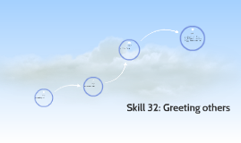 Skill 32: Greeting others