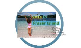 SMEs in Fraser Island