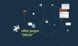 """Video Juegos """"DIEGO"""""""