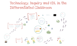 Differentiation, Inquiry and UDL in the 21st Century Classroom