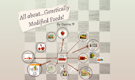 All about...Genetically Modified Foods!